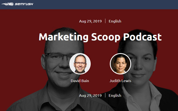 Marketing Scoop