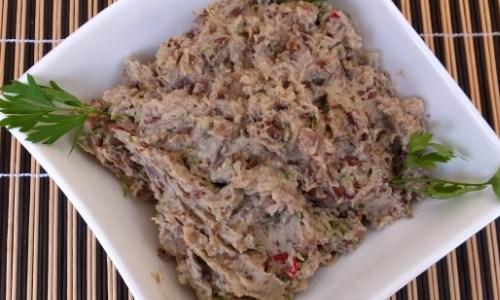 Bigilla (Maltese bean dip)