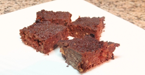 Leftover Brownies