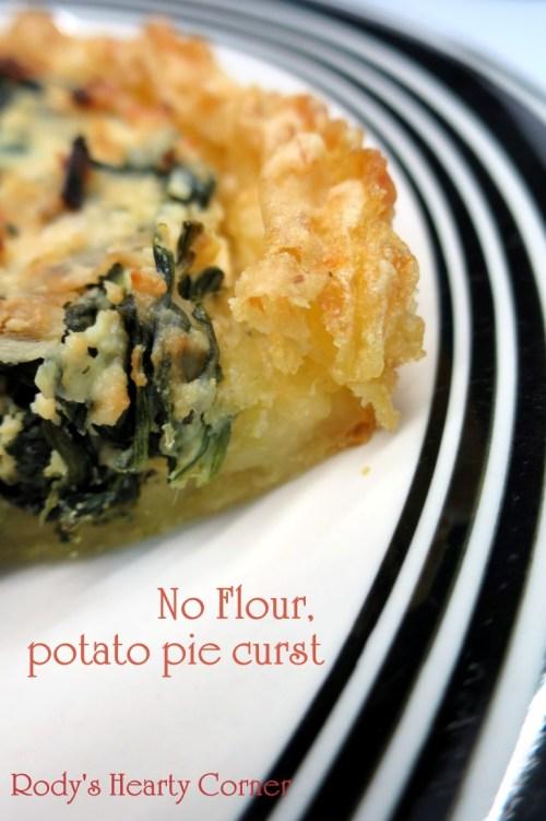 no flour potato pie crust (Medium)