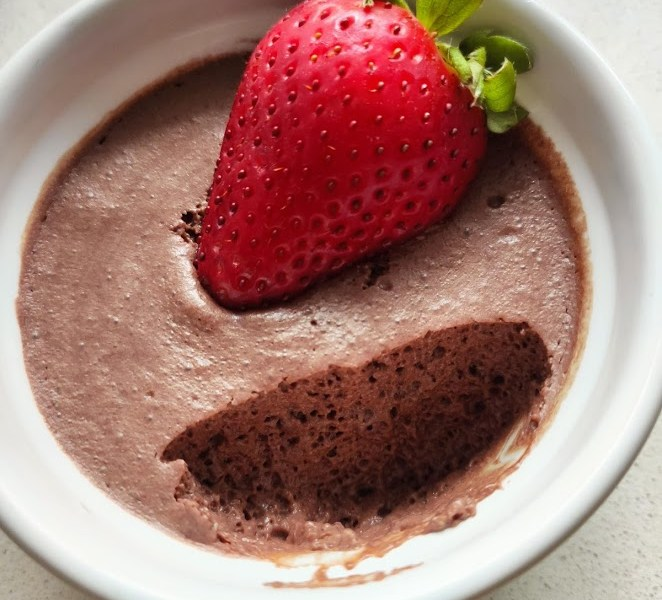 Vegan Chocolate Mousse with Chickpea water