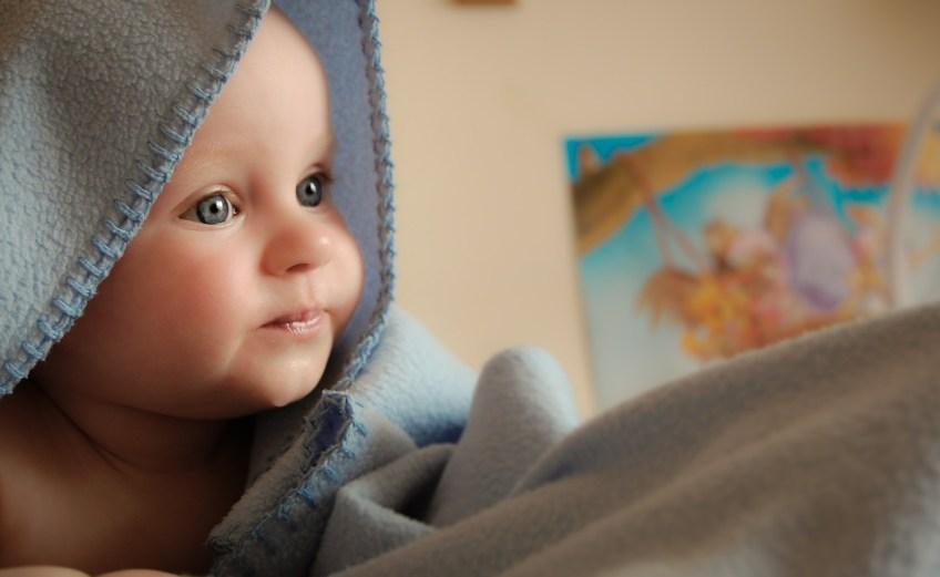 Skóra niemowlaka