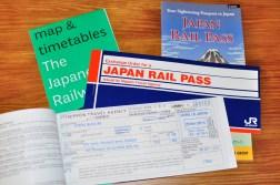 JR Pass - bilety na pociągi w Japonii