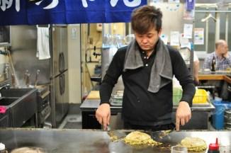 Jak się robi Okonomiyaki