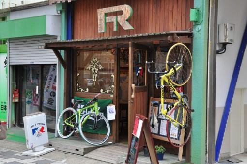 Kagoshima - klub dla rowerzystów