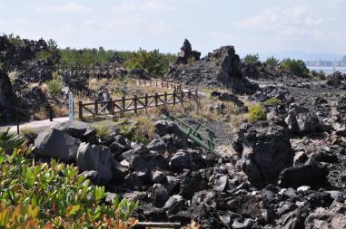 Nagisa Lava trail