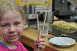 Oliwka gotowa na Okonomiyaki