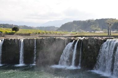 Harajiri Waterfall