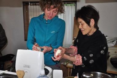 Jak się robi kule ryżowe