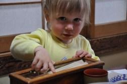 Kacper w japońskiej knajpce