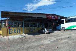 Lokalny bar - tutaj zatrzymuje się autobus do Monteverde
