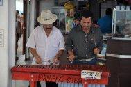 Marimba na promie - coś wspaniałego