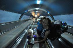 Metro w Tbilisi