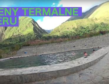 Peru baseny termalne