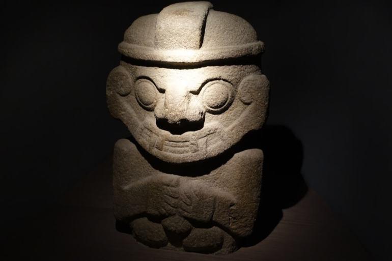 Bogota - muzeum złota