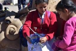 Sucre - dzieci ze szkoły