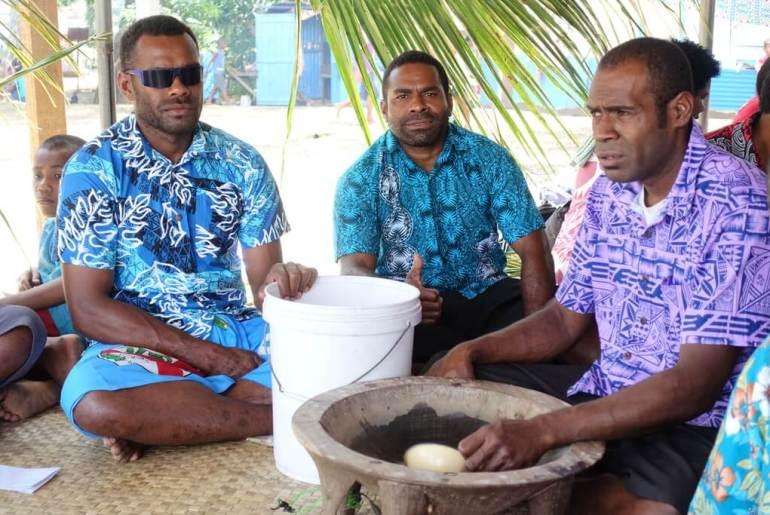 Kava na Fidżi