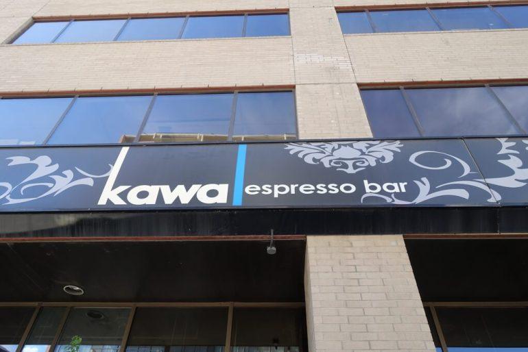 Polska kawiarnia w Calgary - Kawa