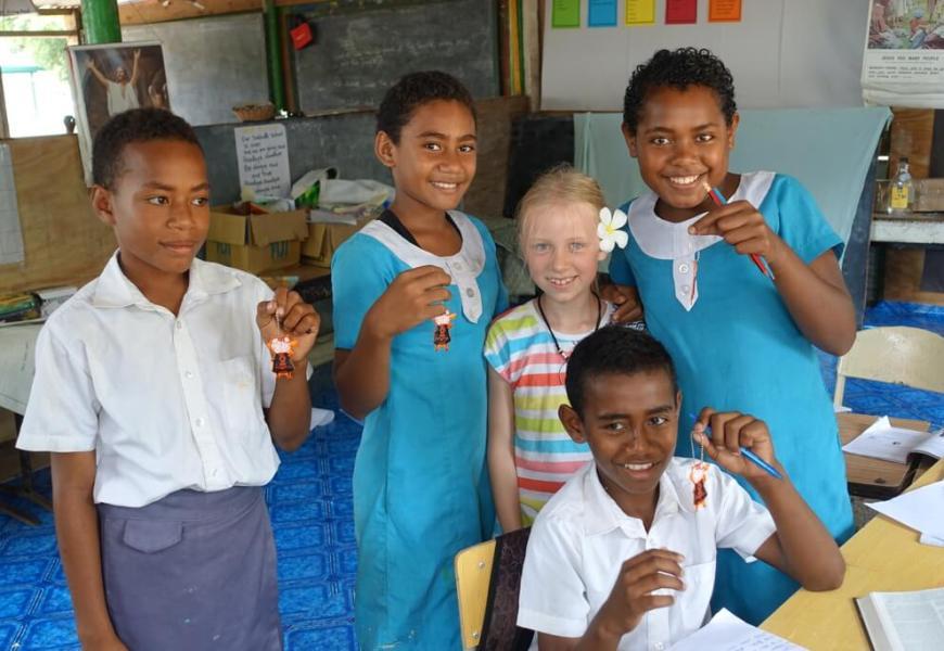 Mana — wypoczynek na wyspie Fidżi