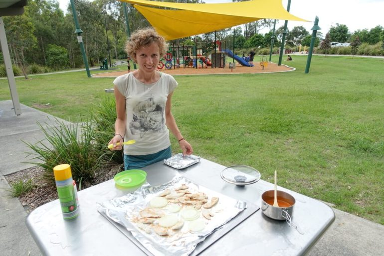 Barbeque w Brisbane