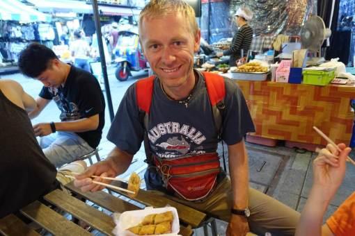 Pyszności w Bangkoku