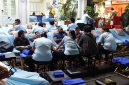 Masaż tajski w Bangkoku