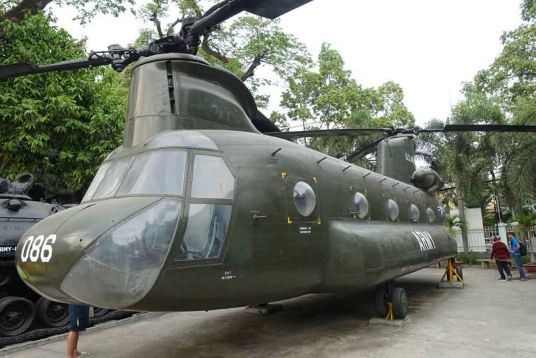 Helikopter wojenny