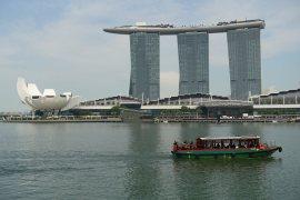 Singapur i jego atrakcje w podróży dookoła świata