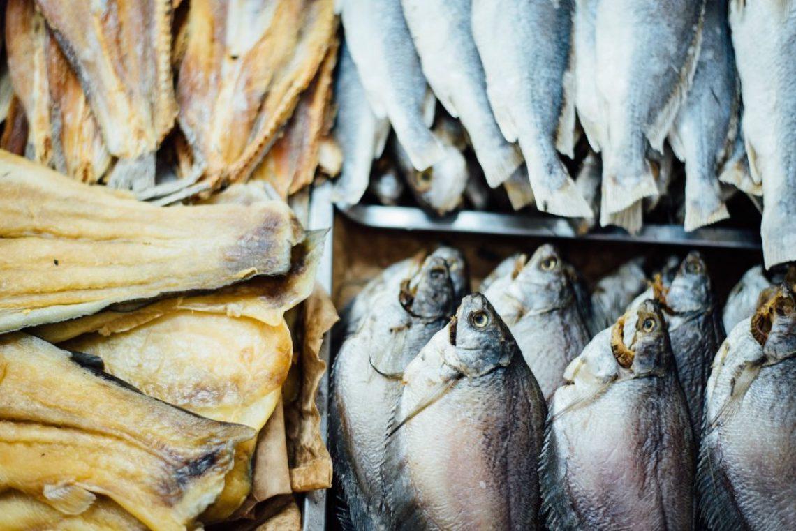 ryba w diecie dziecka
