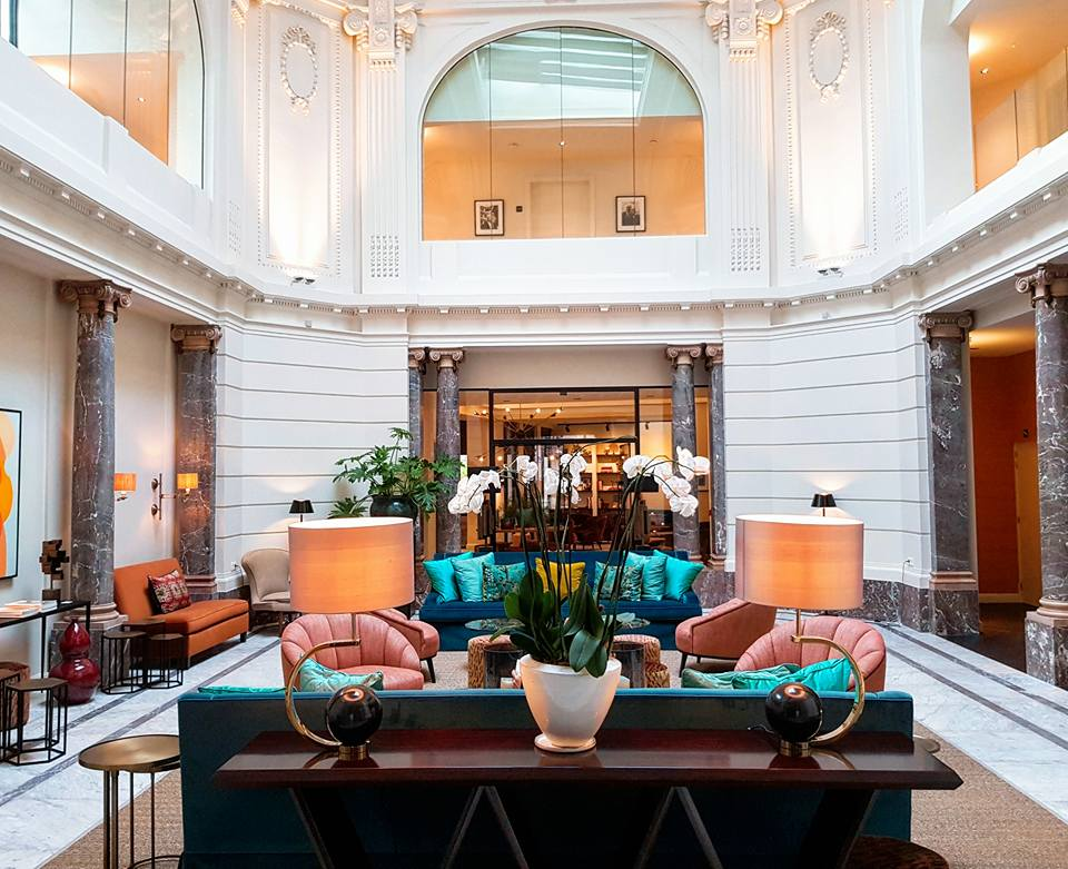 Hotel Franq in Antwerp