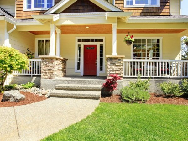 curb appeal landscaping tips