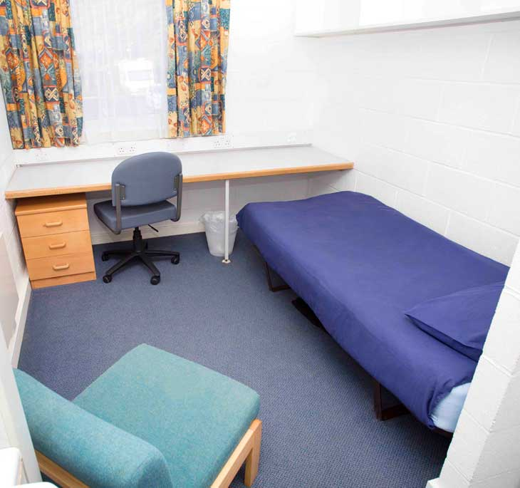 Accommodation Oncampus Southlands  Wesley Hall