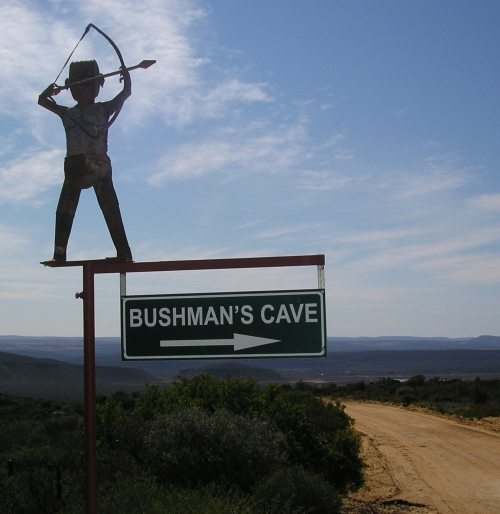 Bushman's Cave Teater