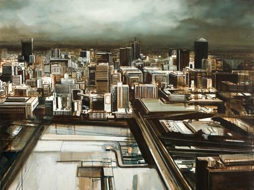 City Triptych II - Hermann Niebuhr
