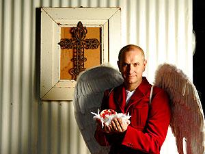 Willie Strauss - Daar is 'n engel in my koskas