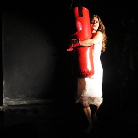 Kyla Davis in The Spinster