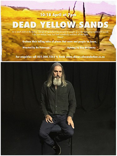 Dead Yellow Sands