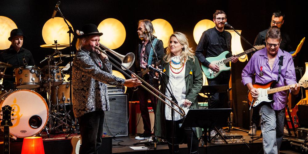 Karen Zoid en die Gereformeerde Blues Band