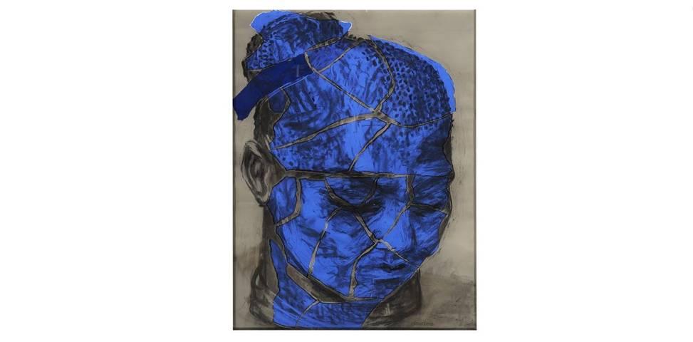 tete-de-femme-bleue