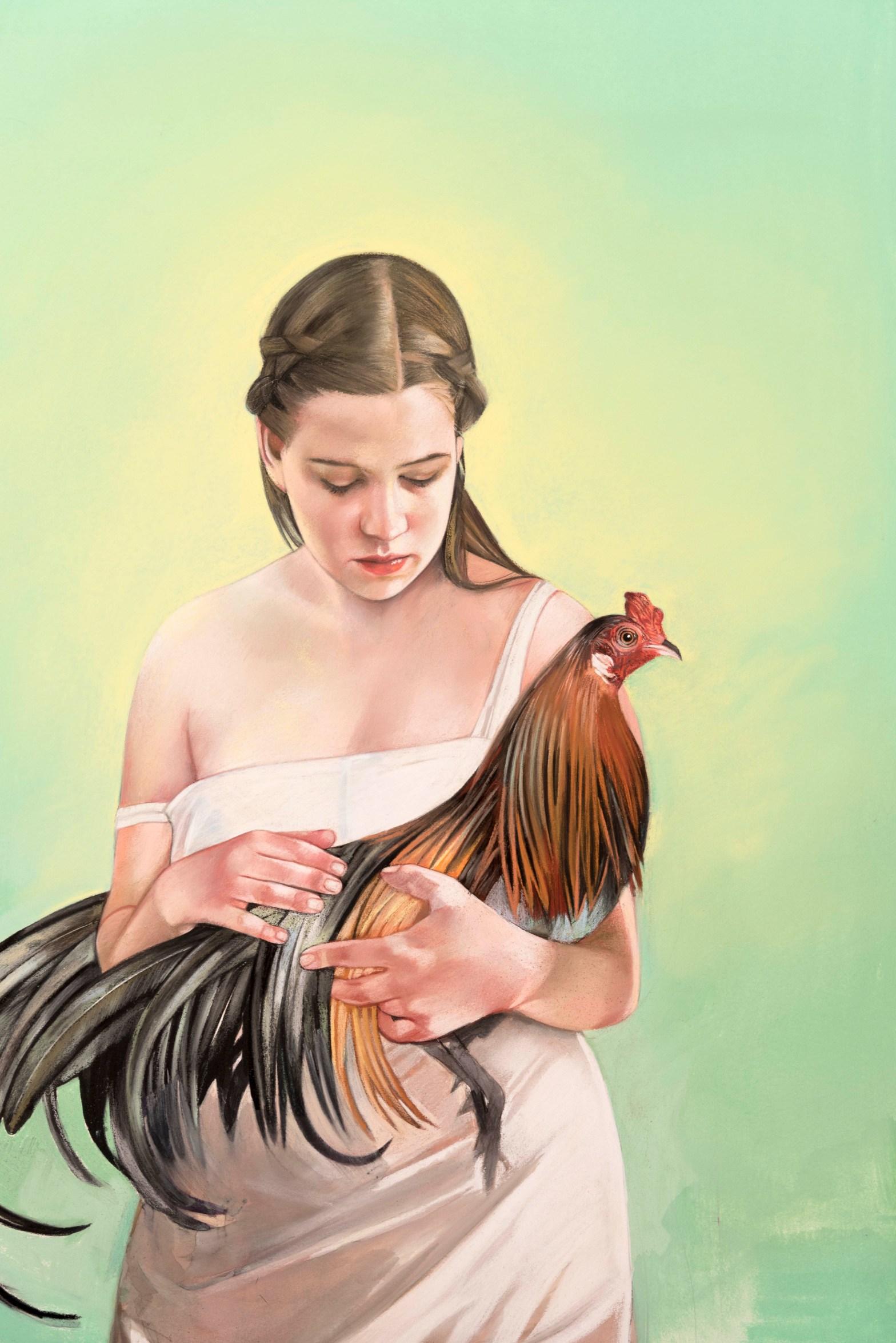May with Yokohama rooster (2018) - Hanneke Benade