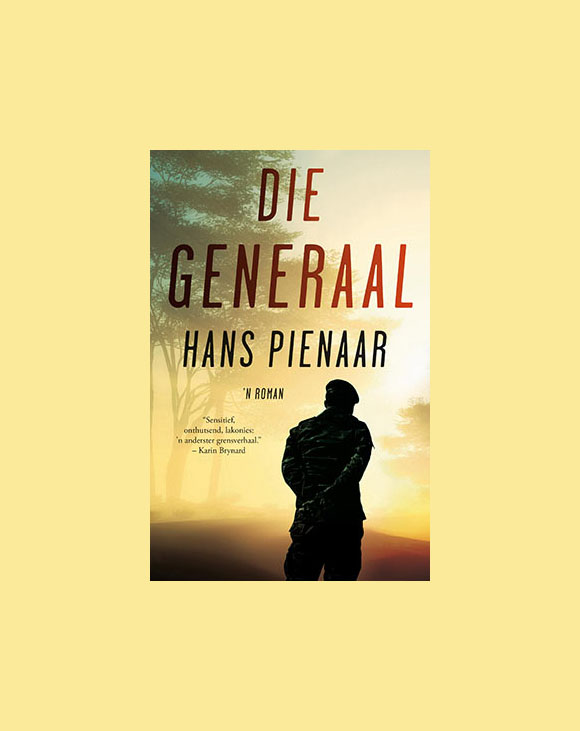 Die generaal - Hans Pienaar