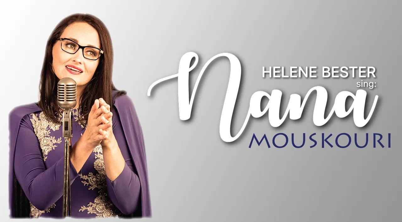 Helene Bester sing Nana Mouskouri