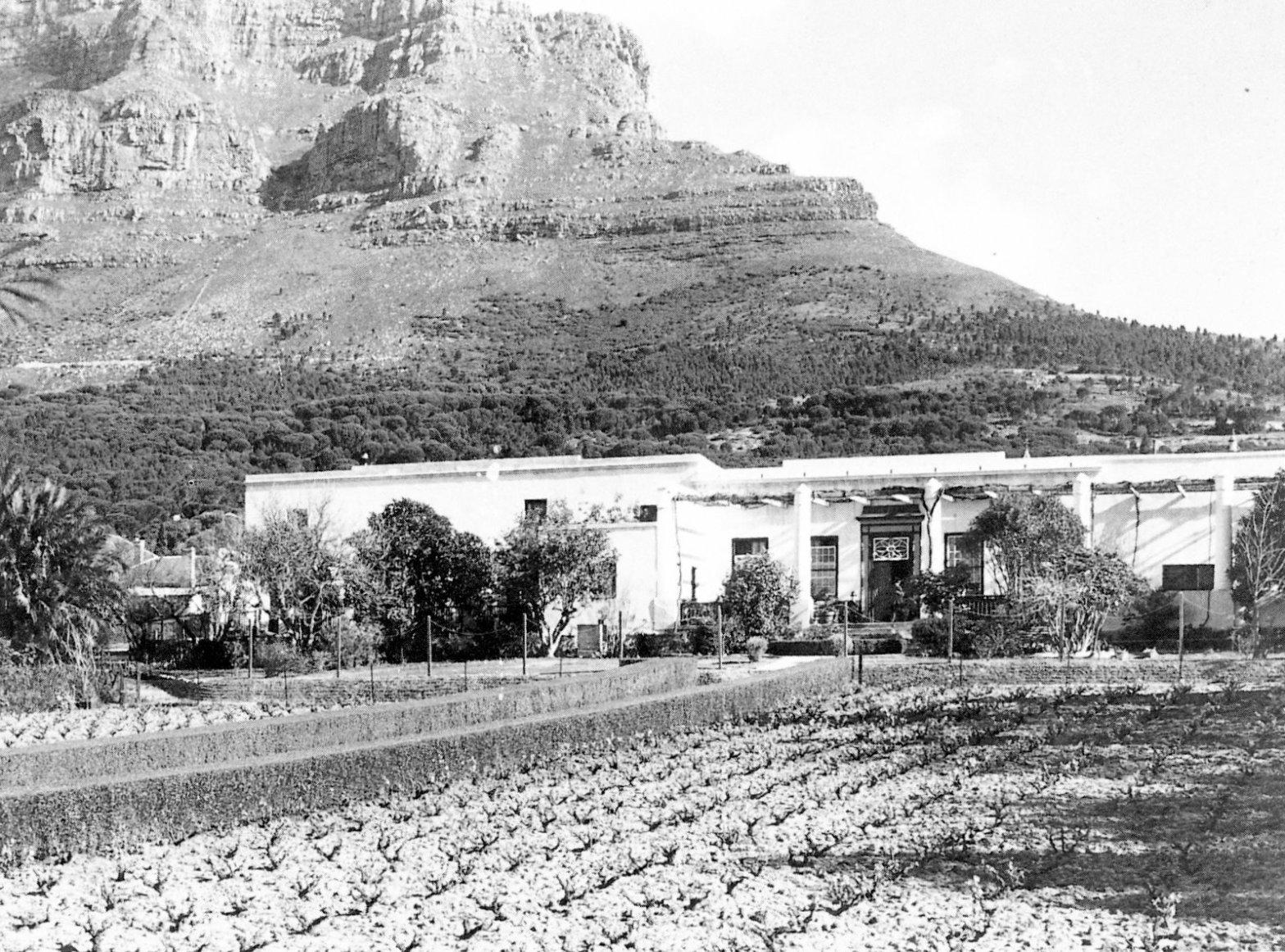 Welgemeend, Kaapstad, 1901