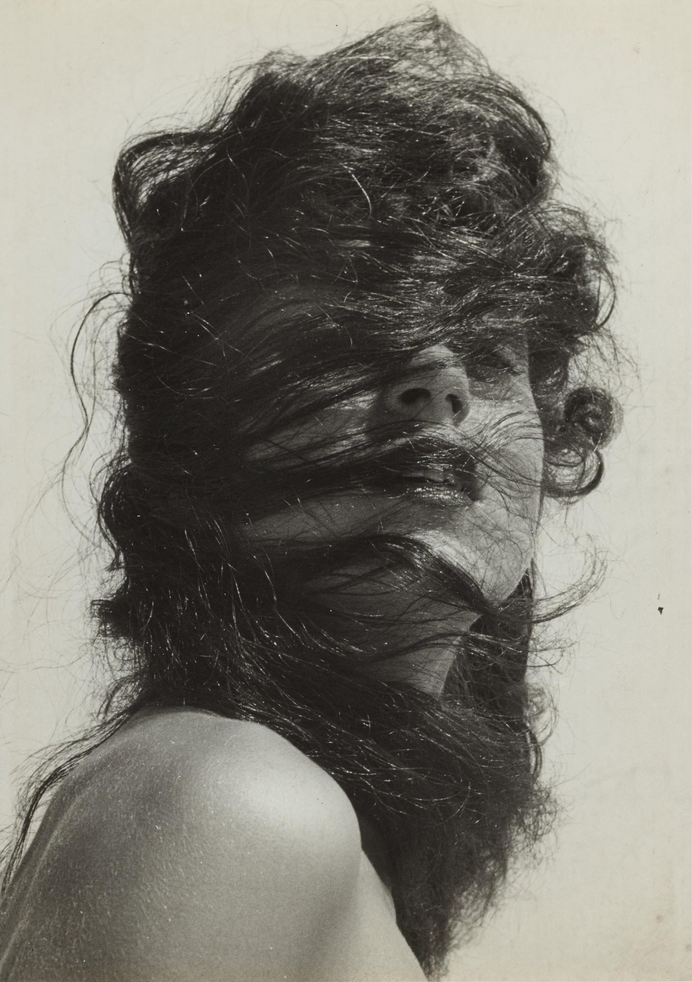 Mercedes McCambridge, 1940, foto: Herbert Matter