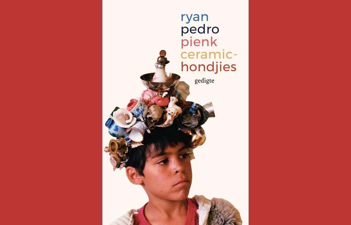 Pienk Ceramic-hondjies - Ryan Pedro