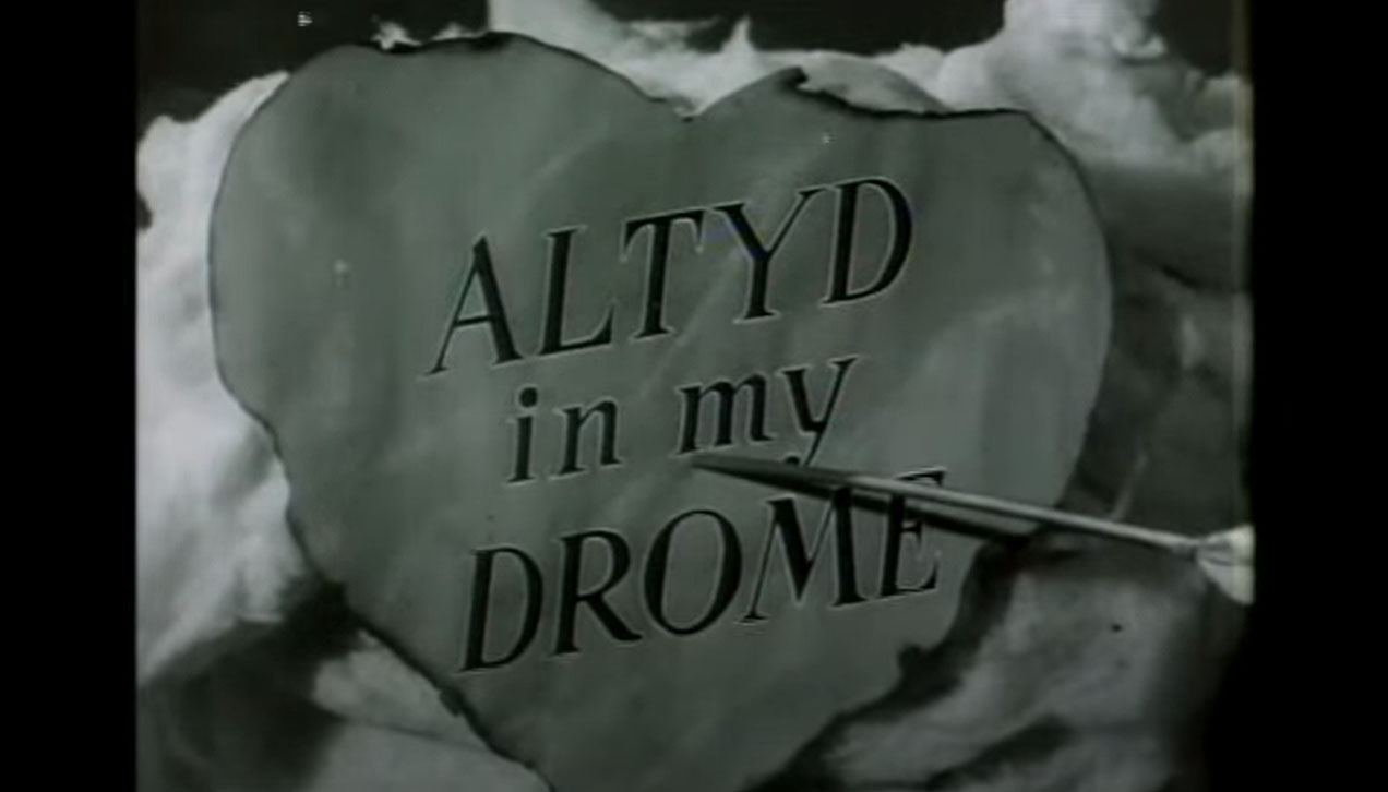 Altyd in my drome