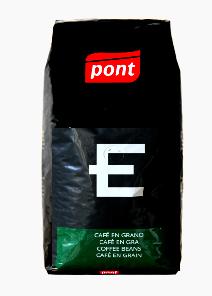 De koffiebonen van Pont kunt u voordelig online bestellen bij roemer.nl