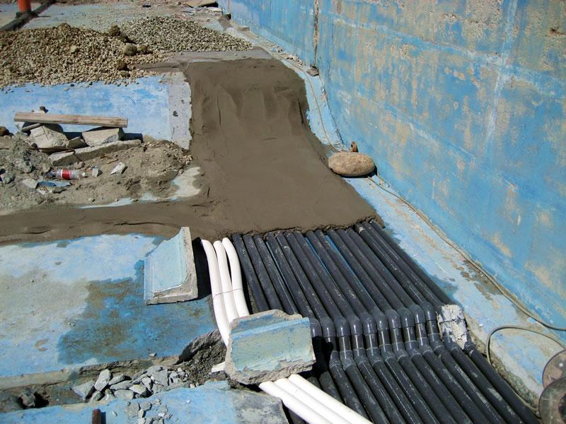 ristrutturazioni piscine ampliamento della piscina