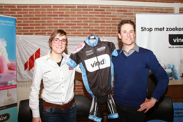 Voorstelling Vind! Cycling Project