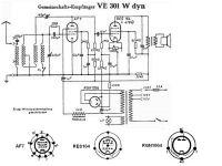 Radione VE-301 dyn
